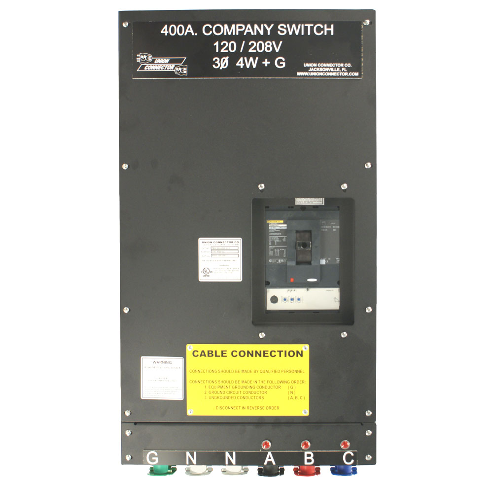 Basic Company Switch, Company Switch | Union Connector